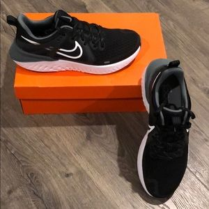 Nike Legend React 2 running shoes. New!